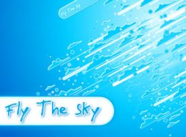 fky the sky by skingcito