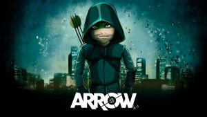 Arrow by Xiaoyu85ve