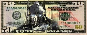 Optimus Prime Currency by ElitaOneArts