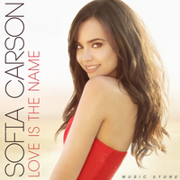 +Single|Love Is The Name|Sofia Carson. by JuniiorSm