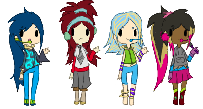 Vocaloid Adoptables(?) .::CLOSED::. by StarryAdopts