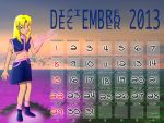 December 2013 by mushisan