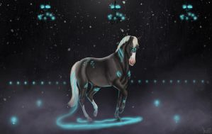 Dancing in the Dark || Royally Frozen by xSapience