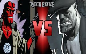 Death Battle Hellboy Vs The Goon Prelude By Thevenomousarchive On