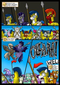 Equestria's War of the World's Page 9 by Berty-J-A