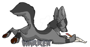 Warren Draws by Captain-Red-Feather
