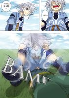 Farting/Merging - Tales of Symphonia 7/11 by DeviantKibate