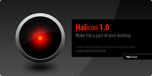 Halicon 1.0 by lordcarter