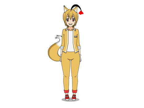 Tails Doll by lorine19