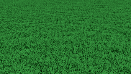 Second attempt at Grass in Blender by dexter-roderick