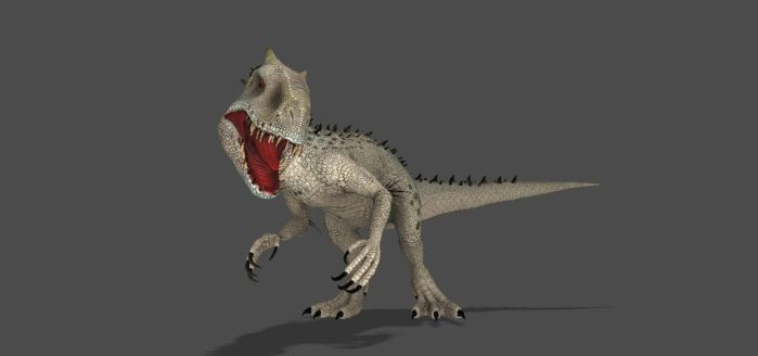 GMOD Indominus Rex by CyotheLion