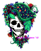 Some Skulls Like Embellishment by ScarySeregwen