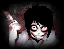 Jeff the Killer by PrismoTheSmoke