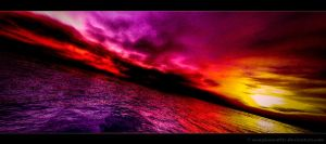 Nothing last forever HDR by ScorpionEntity