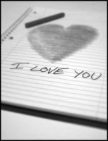 I love you.. by shaley