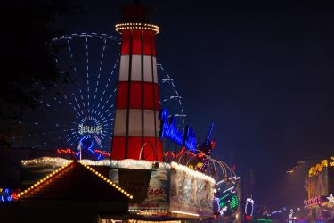 Martinikirmes in Dinslaken by Khesek