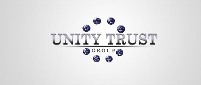 Unity Trust Logo Design 3 by nathanielwilliam