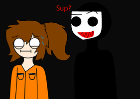 SCP 087-B by Ask-Cat-and-OCs