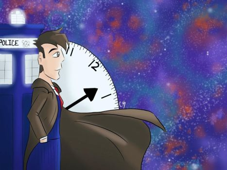 The Timelord by KarToon12