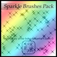 Sparkle Brushes Pack by LauNachtyr