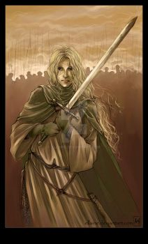 Eowyn by ellaine