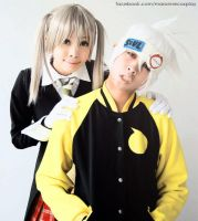 Soul Eater: Ive Got Your Back by maronnecruz