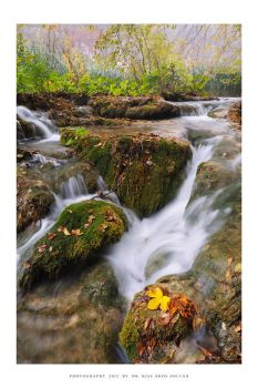Plitvice Lakes 2012 - XI by DimensionSeven