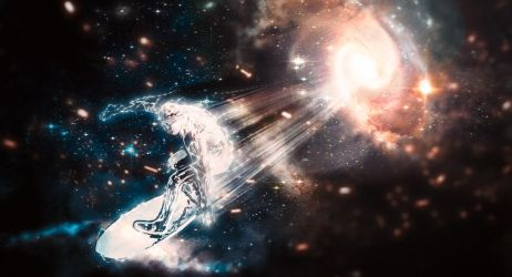 The Power Cosmic by nathanspotts