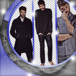 Photopack PNG - Jamie Dornan by ligthsforstyls