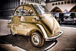 Isetta in HDR by wulfman65
