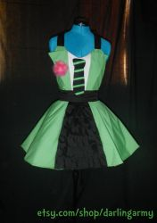 Once-ler Cosplay Apron by DarlingArmy