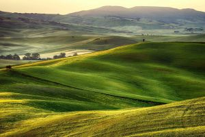 Val d'Orcia  20 - 5:06 AM by CitizenFresh