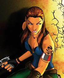 Sheva Close Up by Gambits-Wild-Card