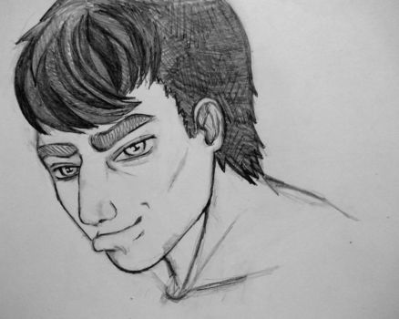 Takamura by FillyFuxilly