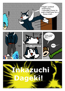 Tobais and Diago Adventure pg 14 by DonDevious
