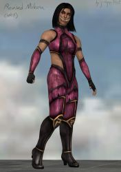 Revised Mileena MK9 [xps download] by judgmentfist
