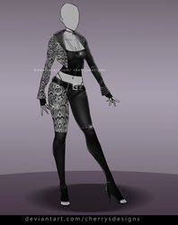 24H AUCTION - OUTFIT ADOPT 819  (closed) by CherrysDesigns