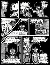 Essie: Arc 1, Page 87 by SadoAlice