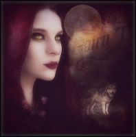 Moonlight becomes you. . . . . by Bohemiart
