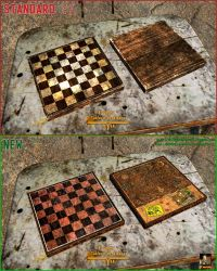Mystic Chessboard Deluxe    02 by hectrol