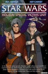 Star Wars: Holiday Special Victims Unit by Kyohazard
