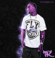 TK The Man Himself by Fraawgz