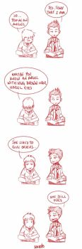 NCIS_SPN - Missing her by Saisoto