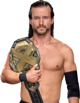 Adam Cole by Aplikes by Aplikes