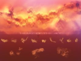 TC ~ HEART  OF   THE   SKY by TreehouseCharms