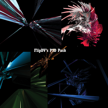 Abstract c4d Pack by FlipDV