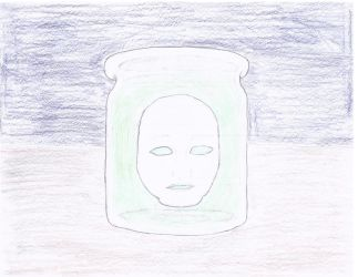 The Face In The Jar by aynrkey
