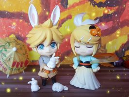 Harvest Moon Nendoroids (Photo 1) by ng9