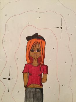 Aphmau: When Angels Fall: Lucinda by minniemouse1207