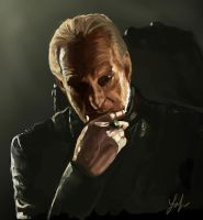Tywin Lannister by RedSaucers